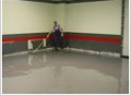 Bulk floors and protection of concrete