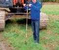 Пробоотборник для почв и грунтов серии MOLE (Крот)