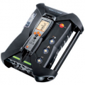 Portable analyzer of Testo 350 combustion gases