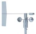 Комбинированный датчик модели 034В для определения скорости и направления ветра
