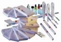Иммунохроматографический экспресс-тест для серодиагностики чумы (ИХТ-F1 серодиагностика чумы)