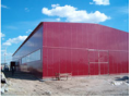 Buildings and rooms warehousing, Warehousing and production modules, System of modular buildings.