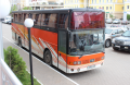 Long-distance passenger traffic by bus