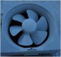 Вентилятор форточный осевой MINZU 200А