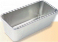 Форма для хлеба алюминиевая без крышки, арт.SN2074