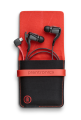 Наушники Bluetooth PLANTRONICS BackBeat Go 2 black с чехлом