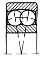 1210 Подшипник  СПЗ-4