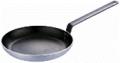 Cковорода алюминиевая с тефлоновым покрытием, с одной ручкой, арт. 711603