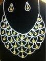 Costume jewelry of Swarovski of-50%