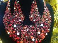 Costume jewelry of Swarovski of-30%