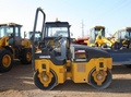Two-roller compaction roller of XCMG XMR403