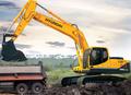 XCMG XE260C excavator