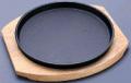 Сковорода-жаровня круглая для подачи блюда