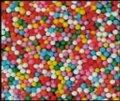 Посыпки сахарные манпарель, вермишель