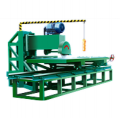 The machine stone-cutting with mobile platform