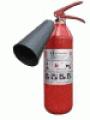 Fire extinguisher uglekislorodny OU-3