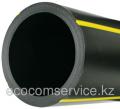 Pipes gas of polyethylene pe100 diameter 180