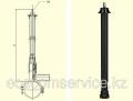 Монтажные комплекты к вентилям для врезки под давлением EBS D 1,80-2,70