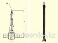 Монтажный набор для шаровых кранов BS D63-225/1,0-1,5