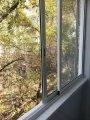 Balcony glazing sliding aluminum PROVEDAL system