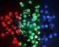 Гирлянда LED - Шарики, RGB, Ø23 мм, 10м, Neon-night 303-519