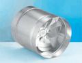 Осевой канальный вентилятор с удлиненным корпусом WB (металлический)
