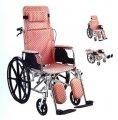 Функциональная алюминевая коляска с ручным приводом 954LBGC