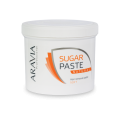 "SUGAR PASTE ""ARAVIA PROFESSIONAL"" FOR DEPILATION ""NATURAL"" THE SOFT CONSISTENCE"