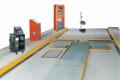 Линия технического контроля для грузовых автомобилей и автобусов