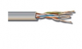Cables symmetric to pair twist for systems of digital communication (LAN)
