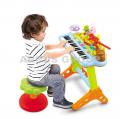 Синтезатор детский со стульчиком
