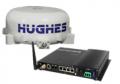 Automobile equipment for satellite communication Inmarsat of HUGHES 9450