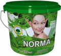 Краска акриловая Alina Paint Norma (протирающаяся) 1кг