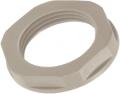 Контргайки Lapp Kabel Skintop GMP-GL-M 12x1,5 RAL для кабельных вводов 7001 серого цвета, армированные стекловолокном