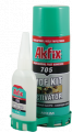 Set For the Pasting Express (super glue) Akfix 705