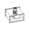 Вентилятор канальный для прямоугольных каналов ВК-П