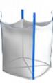 Биг-бэг полипропиленовый четырехстропный (ленточный), открытый верх плоское дно