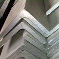 Corner of 100х100х7 3 joint ventures 09G2S 10HSND of GOST 8509-93 ravnopolochny
