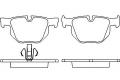 Тормозная колодка Brembo P 06 039
