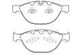 Тормозная колодка Brembo P 06 047