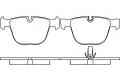 Тормозная колодка Brembo P 06 050
