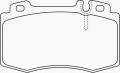 Тормозная колодка Brembo P 50 041
