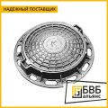 """Люк канализационный (тип """"С"""") ГОСТ 3634-99"""
