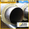 Pipe shell of PPU 159 x 50