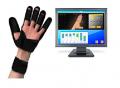 Тренажер для обеспечения функциональной и мелкой моторики для реабилитации руки А4