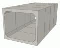 Тюбинг блок 49 2,4х2,8х1