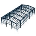 Frameworks of industrial buildings