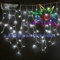 Гирлянды светодиодные, новогодние, уличные Бахрома; Длина 3 метра