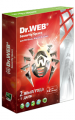 Dr.Web Security Space Pro SILVER 24 мес.,  1ПК