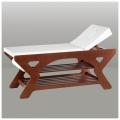 Деревянный массажный стол